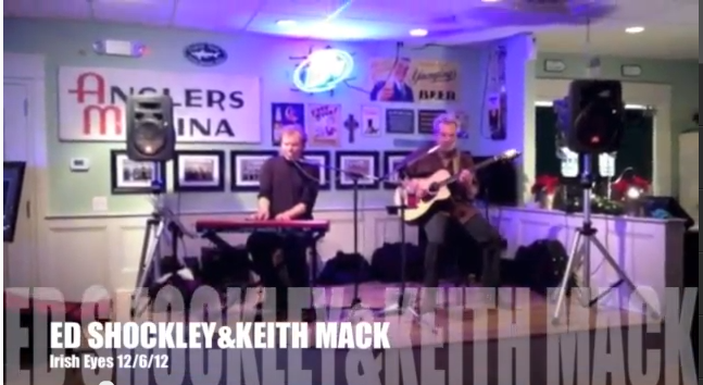 Ed Shockley & Keith Mack Live_ Irish Eyes