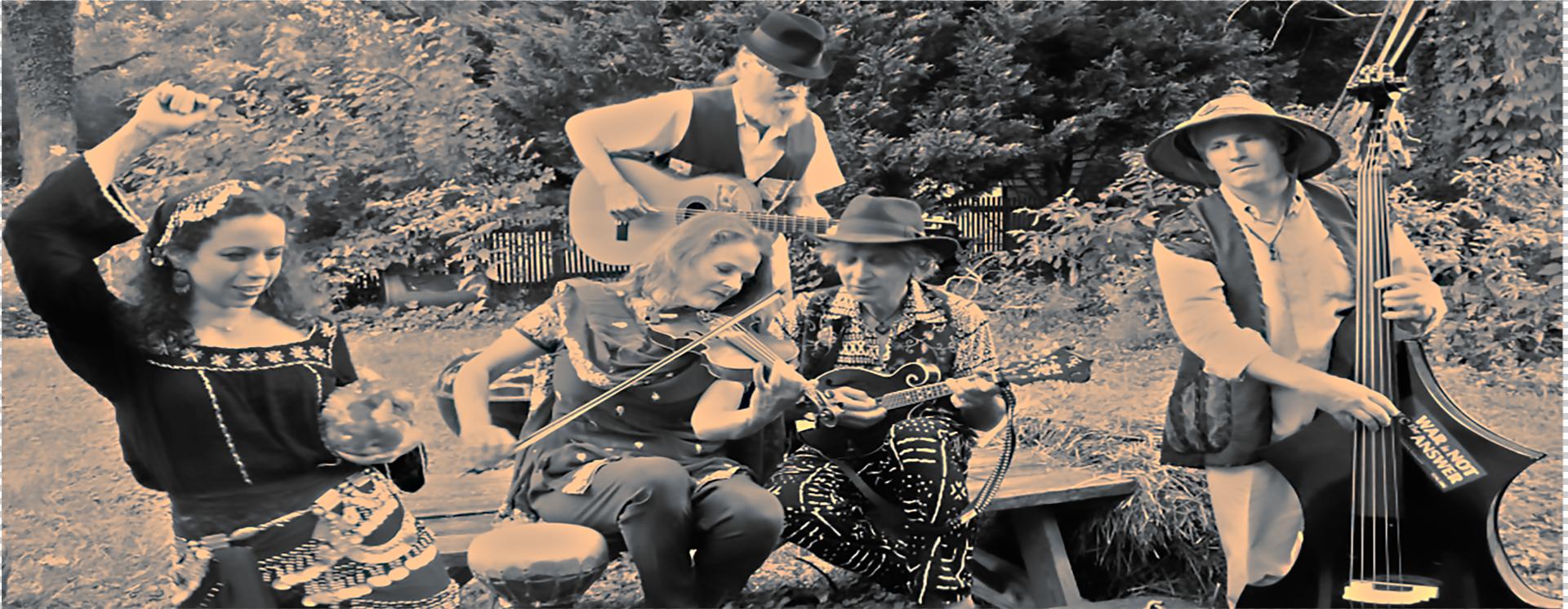 Live Jazz – The Tool Gypsies – Milton Theatre – Friday, Aug. 14, 2015 @ 8 pm